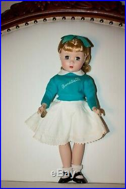 14 MINT IN BOX Vintage Madame Alexander Maggie-faced Annabelle withwrist tag