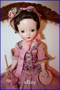 18 EXTREMELY RARE in BOX Vintage Madame Alexander Agatha 1954 Me & My Shadow