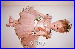 18 NEAR MINT Vintage Madame Alexander Ballerina