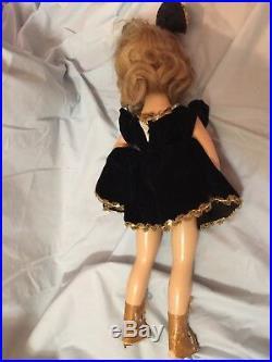 1930's Madame Alexander Vintage Sonja Henie Doll