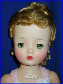 1950's Madame Alexander 20 blonde Cissy doll