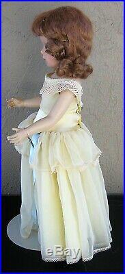 1950's Stunning 21 Madame Alexander Margaret Rose Museum Quality AMAZING