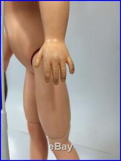 1950s 20 Madame Alexander Hard Plastic Cissy Doll Tagged Taffeta Dress