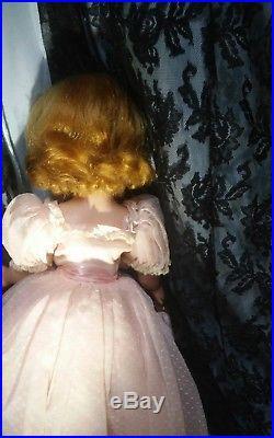 1950s Vintage 21 Inch Madame Alexander Tagged Cissy Doll