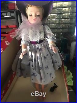 1950s madame alexander cissy doll 20 inch