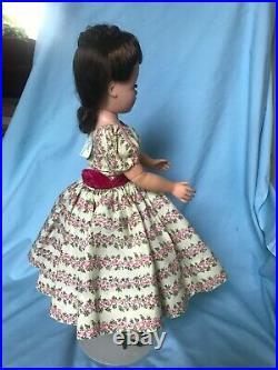 1956 Vintage Cissy Dress Only-Mad. Alexander