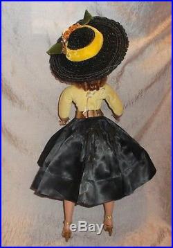 1959 SHARI LEWIS Madame Alexander Cissy sz 21 Marked & tagged original clothes