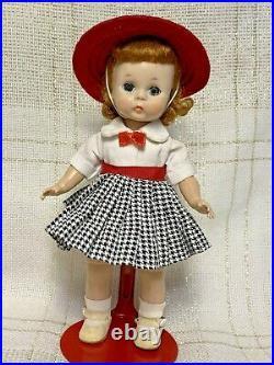1960 Madame Alexander, Alex, Kins, Wendy Going To Circus #332, BKW