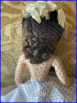 1960s Madame Alexander 20 HTF Renoir Cissy doll in original ensemble RARE