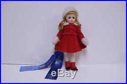 1963 MADAME ALEXANDER #1258 McGuffey Ana LISSY 12 Original Owner/Mint Condition