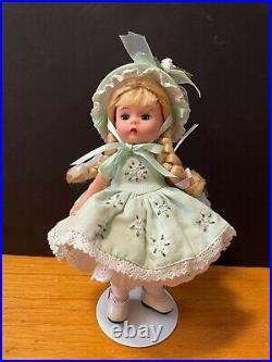 2000 Madame Alexander 8 Doll 26815 MINT TEA WENDY