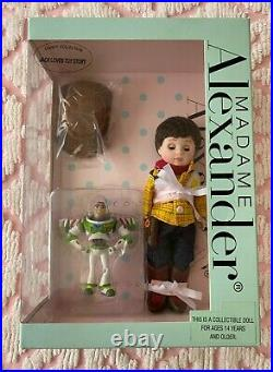 2006 Madame Alexander Disney Jack Loves Toy Story 8 Doll New In Window Box Rare