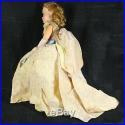 20 1950s Madame Alexander Cissy Queen Elizabeth Coronation Doll