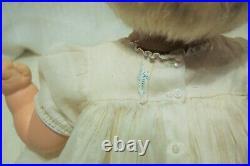 20 Madame Alexander Kitten doll box crier new stuffing original tagged dress