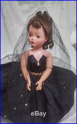 21 Inch Vintage 1950s Madame Alexander Cissy Doll