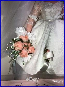 21 Madame Alexander MADCC 2002 June Bride 143/300 COA Signature NRFB Paperdoll