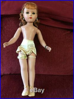 21 Mme. Alexander Dazzling Rare Kathryn Grayson Mystery Portrait Doll 1951