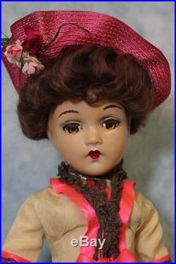 21 RARE Madame Alexander Composition Portrait Renoir Lady Windermere 1938 1946