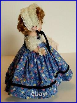 BLUE DANUBE Madame Alexander LE 500 Wendy Doll 2006