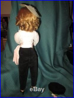 Beautiful Vintage 20 Cissy Doll By Madame Alexander with Rare & HTF outfit