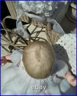 Big Vintage Madame Alexander Kitten lookalike baby Doll