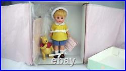 Christopher Robin & PoohMadame Alexander Doll#31890-MINTNRFB