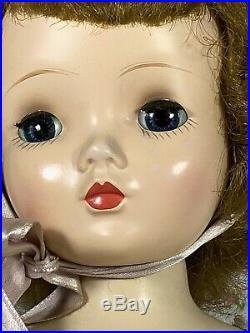 Circa 1954 Madame Alexander 18 Sweet Violet