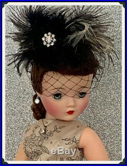 FEAST YOUR EYES! Glamorous & Chic Vintage Madame Alexander Cissy Is A Knockout