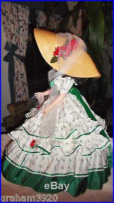 Gone With the Wind 21 SCARLETT O'HARA DOLL Made By Madame Alexander In 1991