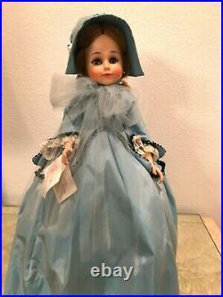 Gorgeous Madam Alexander Vintage 1966 Co Co 21 Inch