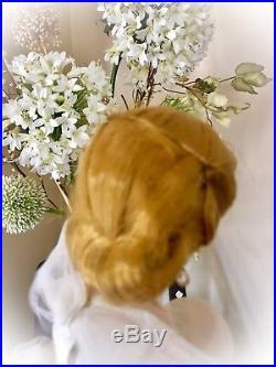 Gorgeous Vintage 1957 Madame Alexander 16.5 Elise Bride Doll