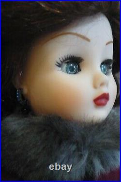 HTF Madame Alexander 21 VIENNA CISSY model 25585 LED 2000 with hand tag