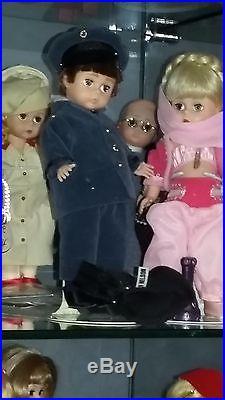 Htf Rare Madame Alexander Dolls Set 8 I Dream Of Jeannie Tv Show Mib
