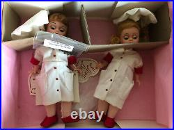 I Love Lucy FAO Chocolate Factory Lucy & Ethel Madame Alexander JOB SWITCHING