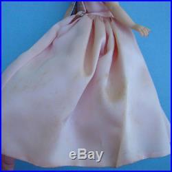 Jackie Jacqueline Cissette Doll in 885 Pink Satin Gown Madame Alexander 1962