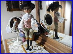 LE 200 Equestrian Cissy Doll Madame Alexander, Riding Boots Outfit Black Hat 20