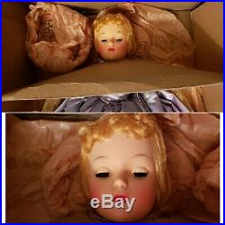 Lovely Madame Alexander Sleeping Beauty in box Superb! Rare Cissy sized