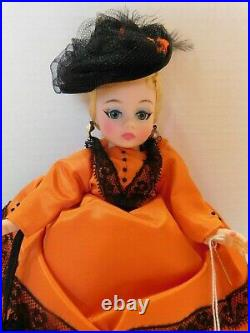 MADAME ALEXANDERDOLL 8 IN. Cissette Gold Rush ORIG BOX #762