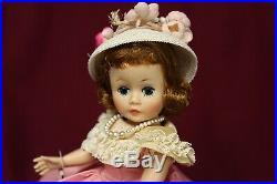 MADAME ALEXANDER 1950's Auburn Cissette Doll Tagged OUTFIT GORGEOUS