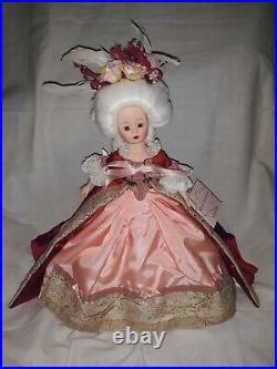 MARIE ANTOINETTE doll MADAME ALEXANDER (no box) LE 750 withtag COA Rare