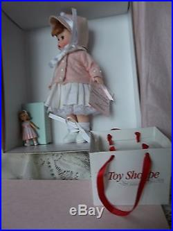 MIB Madame Alexander Wendy Shops at the Toy Shoppe 41410 LE249/500