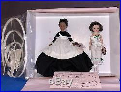 Madame Alexander 10 Dolls Scarlett and Mammy (Set of Two Dolls) 48160 NRFB