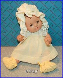 Madame Alexander 11.5 Composition Dionne Quint Annette org tagged dress