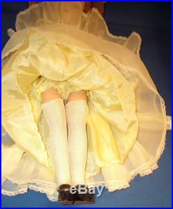 Madame Alexander 1940 Composition 14 Princess Margaret Rose All Original Tagged