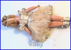 Madame Alexander 1949-50 14 Nina Ballerina original tagged dress Margaret Face
