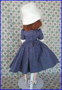 Madame Alexander 1950s 1960s vintage 15 Elise doll restrung pet & smoke free
