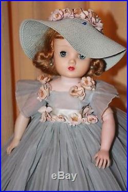 Madame Alexander 1959 ELSIE BRIDESMAID # 1830