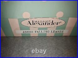 Madame Alexander, 2008 MADC FFL 8 Falling Leaves Centerpiece MIB