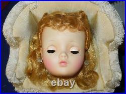 Madame Alexander 20 1950s infused Cissy doll head