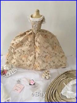 Madame Alexander 21 Inch Cissy Summer Pompadour Gown Final Listing